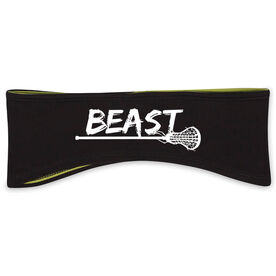 Lacrosse Reversible Performance Headband Lax Beast