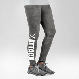 Lacrosse Performance Tights Lacrosse Attack