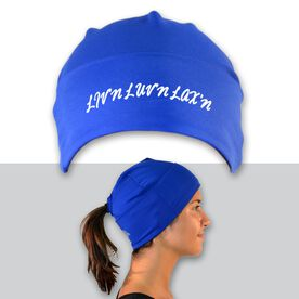Performance Ponytail Cuff Hat Liv'n Luv'n Lax'n