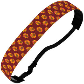 Athletic Julibands No-Slip Headbands - Turkey Pattern