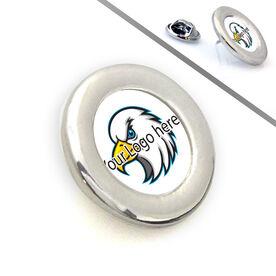 Sport Lapel Pin Your Logo