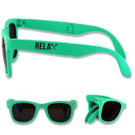 Foldable Lacrosse Sunglasses Relax