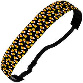 Athletic Julibands No-Slip Headbands - Candy Corn