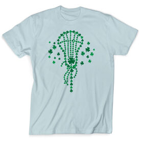 Girls Lacrosse Lifestyle T-Shirt - Shamrock Lacrosse Stick