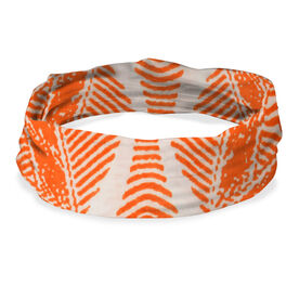 Original RokBAND Multi-Functional Headband (Tribal Orange)