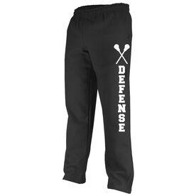 Lacrosse Defense Fleece Sweatpants