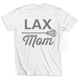 Lacrosse Vintage T-Shirt - Lax Mom