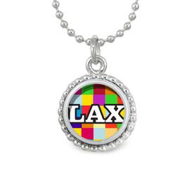Lax Pattern SportSNAPS Necklace