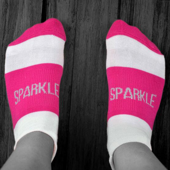 Socrates® Woven Performance Socks Sparkle