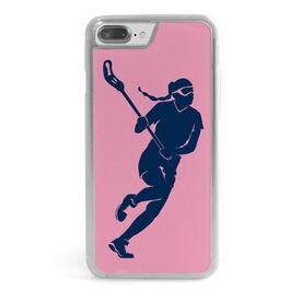 Girls Lacrosse iPhone® Case - Lax Girl