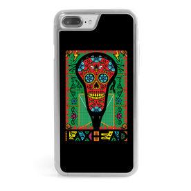 Lacrosse iPhone® Case - Bee Laxhead