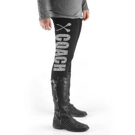 Lacrosse High Print Leggings Coach