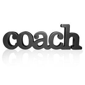 Coach Wood Words