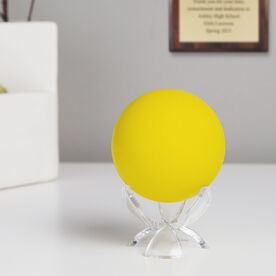 Lacrosse Acrylic Ball Stand