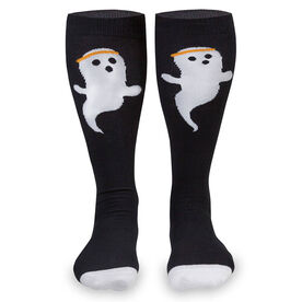 Yakety Yak Knee High Socks - Faster Than Boo