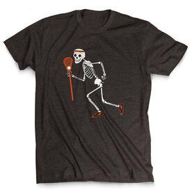 Lacrosse Short Sleeve T-Shirt - Never Stop Laxing