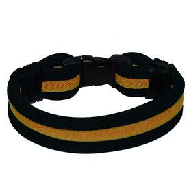 TiGe Titanium Black/Yellow Sport Performance Band - Wear the Power!