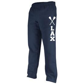 Lax Fleece Sweatpants