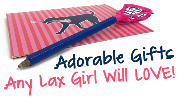 Girls Lacrosse Small Gifts