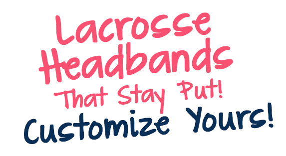 Girls Lacrosse Headbands