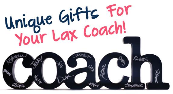 Girls Lacrosse Coach Gifts