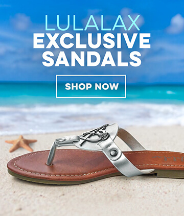 Thong Sandals from LuLaLax!