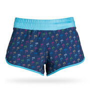 "Tropical Vibes 3"" Performance Shorts"
