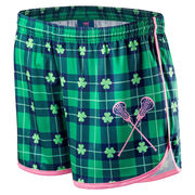 Lucky Lax Girl Lacrosse Shorts