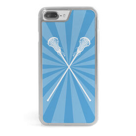 Girls Lacrosse iPhone® Case - Lax Rays