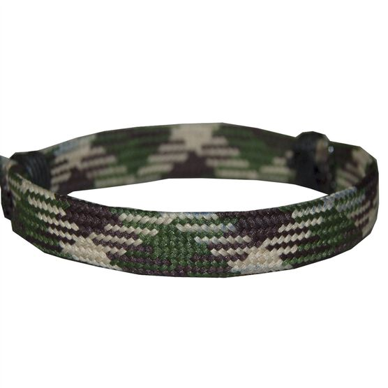 Lacrosse Shooting String Bracelet Camo Adjustable Shooter Bracelet