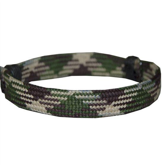 Lacrosse Shooting String Bracelet Camo Adjustable Shooter Bracelet