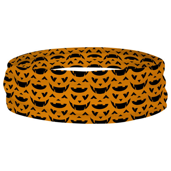 Multifunctional Headwear - Jack 'O Lantern Faces RokBAND