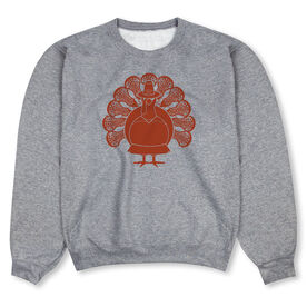 Girls Lacrosse Crew Neck Sweatshirt - Girls Lacrosse Turkey