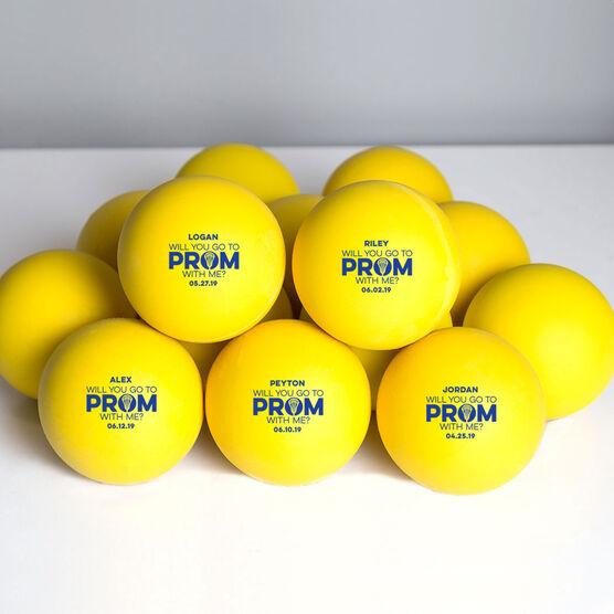 Girls Lacrosse Ball - Promposal