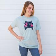 Girls Lacrosse Short Sleeve T-Shirt - Lax Cruiser