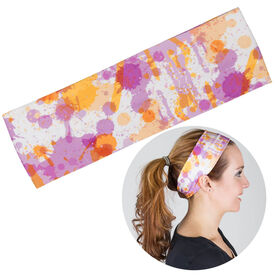 RunTechnology Tempo Performance Headband - Stella