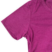 Girls Lacrosse Women's Everyday Tee - Lax Hair Don't Care