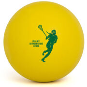 Girls Lacrosse Ball - Personalized Player