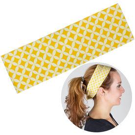 RunTechnology Tempo Performance Headband - Clara Yellow