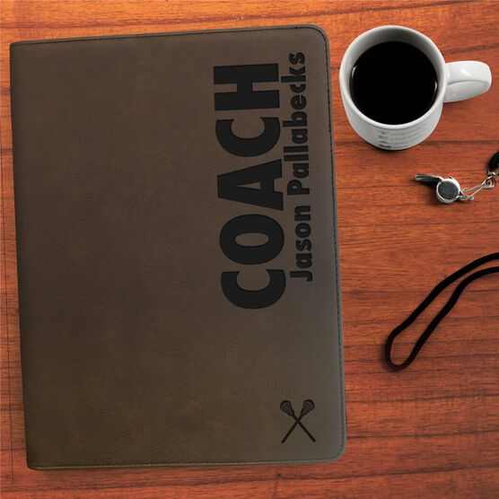 Lacrosse Executive Portfolio - Big Coach Name