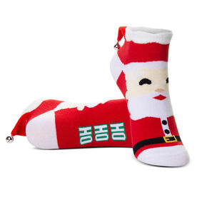 Costume Ankle Socks - Santa