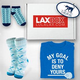Lacrosse LaxBox Gift Set - Goalie