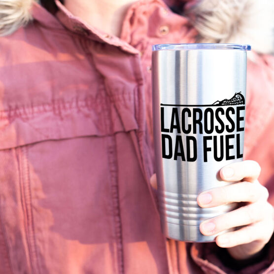 Girls Lacrosse 20oz. Double Insulated Tumbler - Lacrosse Dad Fuel