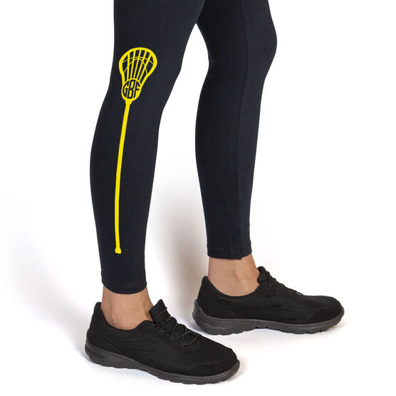 Lacrosse Leggings Lax Life