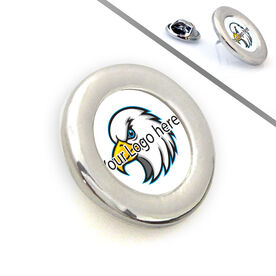 Personalized Sport Lapel Pin Your Logo