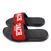 Personalized Repwell® Slide Sandals - Coach