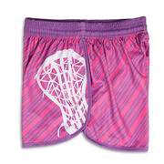 Lighting Lacrosse Short - Pink