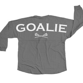Girls Lacrosse Statement Jersey Shirt Goalie