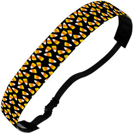 Athletic Julibands No-Slip Headbands - Candy Corn
