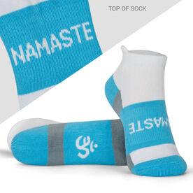 Socrates® Woven Performance Sock - Namaste